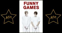 Funny Games U. Favorite or Unfavorite? What do you think about it? Voting is open! Funny Games, Films, Movies, Film Movie, Cinema, Movie Posters, Movie, Film, Film Poster
