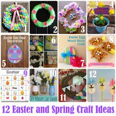 Block Party: Easter and Spring Craft Ideas Features - Rae Gun Ramblings