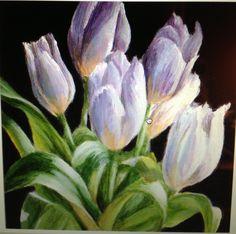 Tulip's painting
