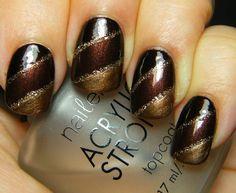 Fall color stripes