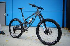 Chaz Bromont's Carbon Scout - Transition Bikes's Bike Check - Vital MTB