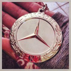 2013 Mercedes Marathon Bling in Birmingham, Alabama! Sweet Medal!