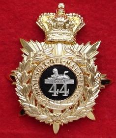 44th Essex Regiment Blue cloth Helmet plate | eBay
