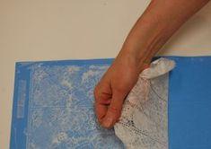 Gelatin lace -- better than Sugar Veil