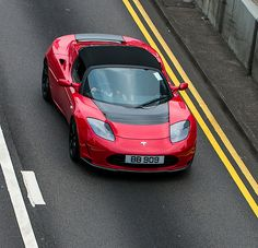 Tesla Roadster • Great design both inside and out (fully electric) • 12.5.13