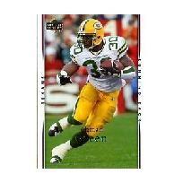 2007 Upper Deck Ahman Green #71 - NFL Football Card (Texans)