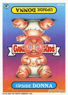 Garbage Pail Kids Original Series 15 | GEEPEEKAY