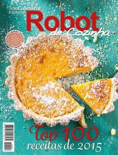 TeleCulinária Robot de Cozinha - Top 100 Receitas de 2015