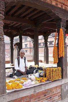 Patan Durbar Square, Lalitpur, Nepal.