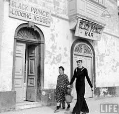 Lost Malta: This brilliant photo originally published in Life magazine in the US goes back to 1950... but where in Malta was it taken?