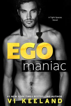 Read my review of Egomaniac by Vi Keeland (contemporary romance)