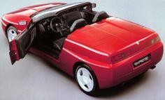 Alfa Romeo 164 Proteo, (by Stola) 1991