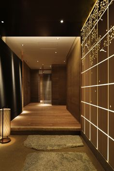Wadakura - entryway to Japanese-style private dining area