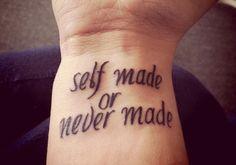 Cool Wrist Tattoo