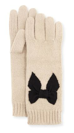 stitched bow gloves  http://rstyle.me/n/uaq6apdpe