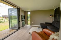 A luxurious addition to family life - Swift Garden Rooms