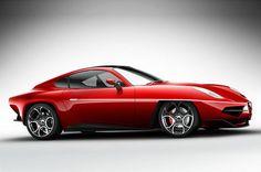 Alfa Romeo Disco Volante - http://motorcyclecarz.com/alfa-romeo-disco-volante/