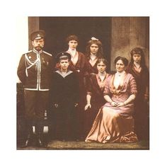 During the summer of 1918 the family had gone to hide out in Ekateringburg. They were found in July and executed.