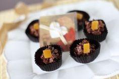 「【バレンタイン】オレンジとナッツのロシェ」プチ・シュー | お菓子・パンのレシピや作り方【corecle*コレクル】