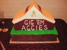 Boomer's groom's cake!!!!