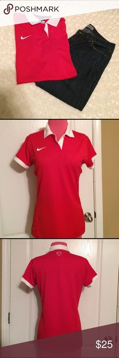 Golf Shirts - Nike dri-fit shirt Nike dri-fit golf shirt Nike Tops