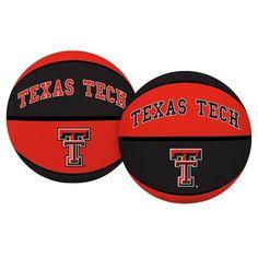 NCAA Rawlings Crossover Basketball Texas Tech Red Raiders
