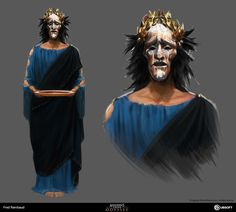 ArtStation - NPC Concept Art Assassin's Creed Odyssey, Fred Rambaud Assassins Creed Origins, Assassins Creed Odyssey, Character Concept, Concept Art, Character Design, Medieval, Ancient Buildings, Roman Empire, Fantasy Characters