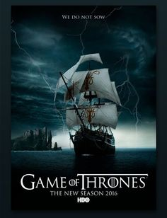 Game Of Thrones - Poster Season 6