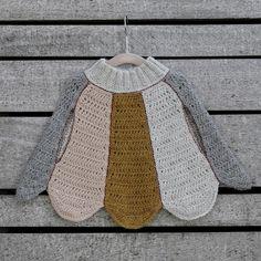 Bellis Poncho / Crochet / Lutter Løkker 2