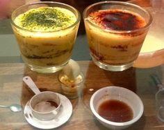 Tiramisù al tè nero fermentato Pu'er