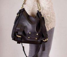The Sleazy Jane Bag - Black