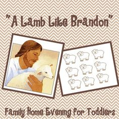 1000 Images About Family Home Evening Toddlers On Pinterest Family Home