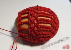 Horgolt tojástakaró 7. - Kreatív+Hobby Alkotóműhely Knitted Hats, Winter Hats, Knitting, Tricot, Breien, Stricken, Weaving, Knits, Crocheting