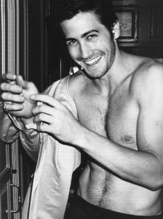 I have an overactive brain, and as a result of that, I can really get in my own mind. So I like to try and exercise it to the point of exhaustion. JAKE GYLLENHAAL