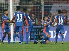 FC GOA DEFEAT NORTHEAST UNITED COURTESY ROMEO FERNANDES' INJURY-TIME WINNER Margao: Romeo Fernandes struck in the... http://goangamesmoney.com/link/detail-news.php?newsid=784&pageid=2