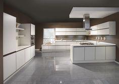 Keukenopstellingen - Keukenplaats