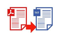 Best tool to convert into text document Pdf To Text, Free