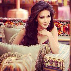 Zarina Nizomitdinova. One of the most beautiful actresses in Uzbekistan