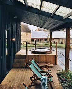 Woke up this morning, made a coffee, went for a walk and finished with a very peaceful hot tub. I feel so relaxed. Summer House Garden, Summer Houses, Hot Tub Cover, Backyard Makeover, Cabin Design, Yard Design, Outdoor Living, Outdoor Decor, Outdoor Landscaping