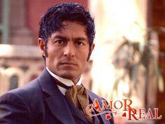 "Fernando Colunga in ""Amor Real"" my favorite soap."