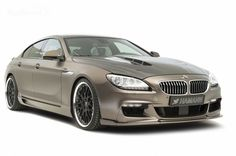 Hamann Updates The BMW 6-Series Gran Coupè M Package