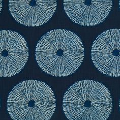 Robert Allen @ Home Shibori Sol Indigo Fabric Navy Blue Pillows, Navy Bedding, Shibori Fabric, Shibori Tie Dye, Modern Drapery Fabric, Robert Allen Fabric, Cotton Curtains, How To Dye Fabric, Blue Fabric