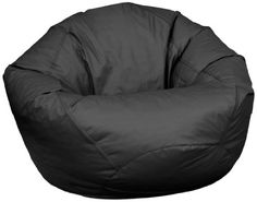 American Furniture Alliance Fun Factory Classic Bean Bag Large Black * Want additional info? Click on the image.