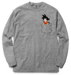 Pocket Dragonball Z - Visit now for 3D Dragon Ball Z shirts now on sale!