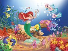 Bajo el mar!
