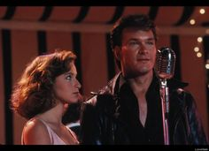 'Dirty Dancing' 25th Anniversary: Revisiting The Iconic Film's Cast Jennifer Grey, Patrick Swayze, Cynthia Rhodes, 80s Movies, Great Movies, Movie Tv, Amazing Movies, Watch Movies, Dirty Dancing