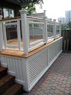 Deck lattice