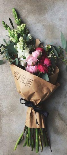 A gorgeous bouquet