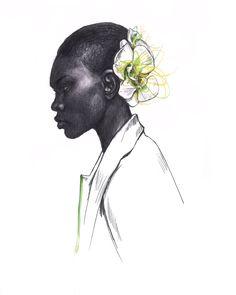 #fashionillustration #artluxedesigns