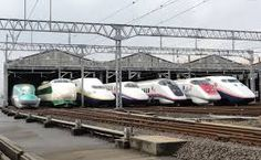 Japanese trains - Google Search